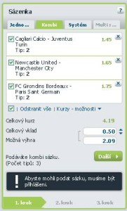 bet at home tiket